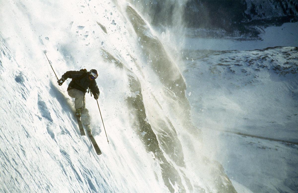 Шейн МакКонки – истинската фрирайд ски легенда