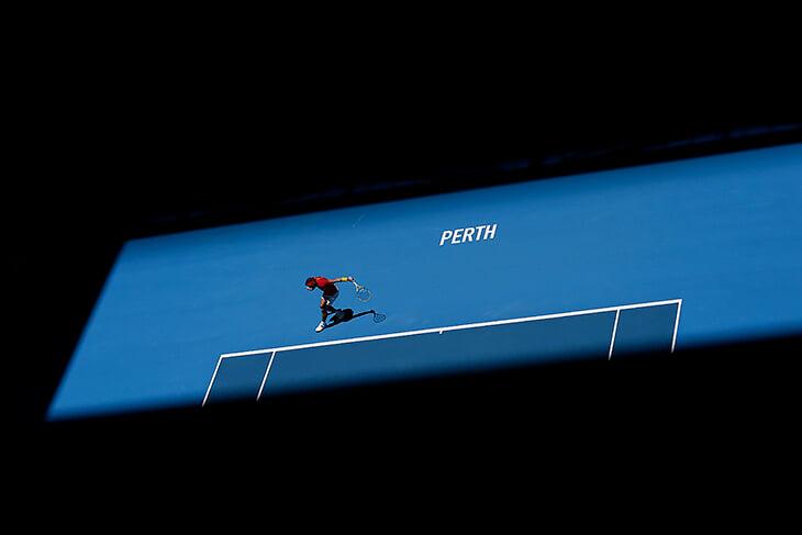 Тенисът е самотен спорт