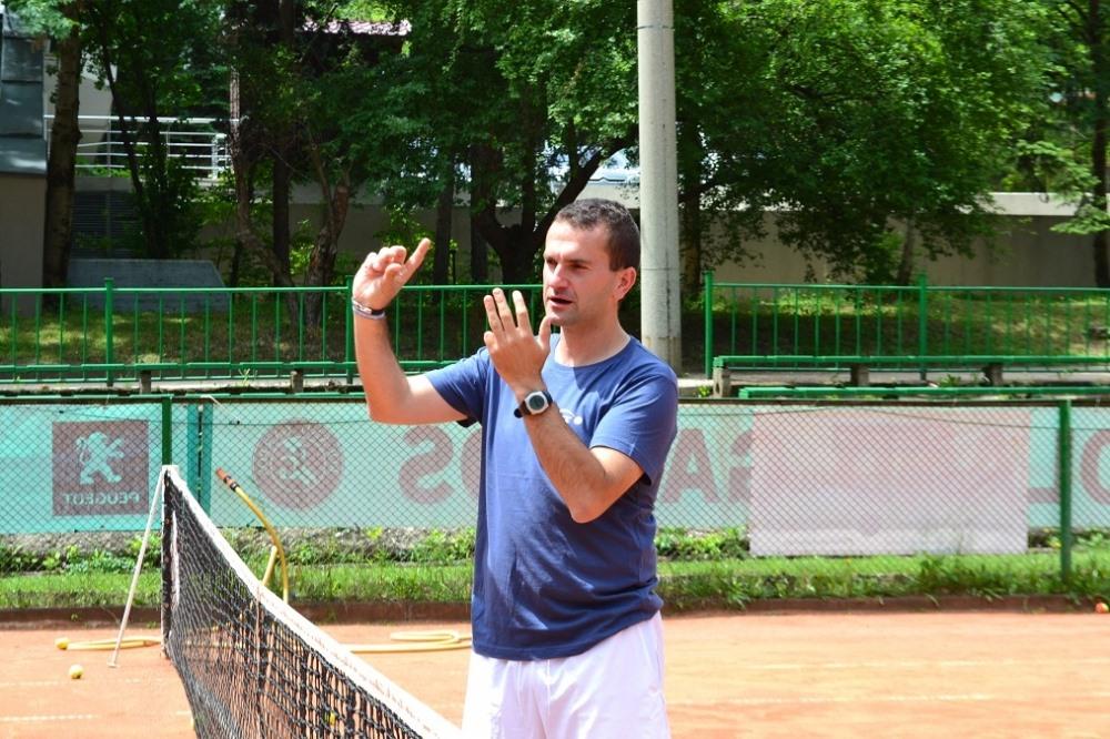 Пресиян Коев и развитието на българския тенис