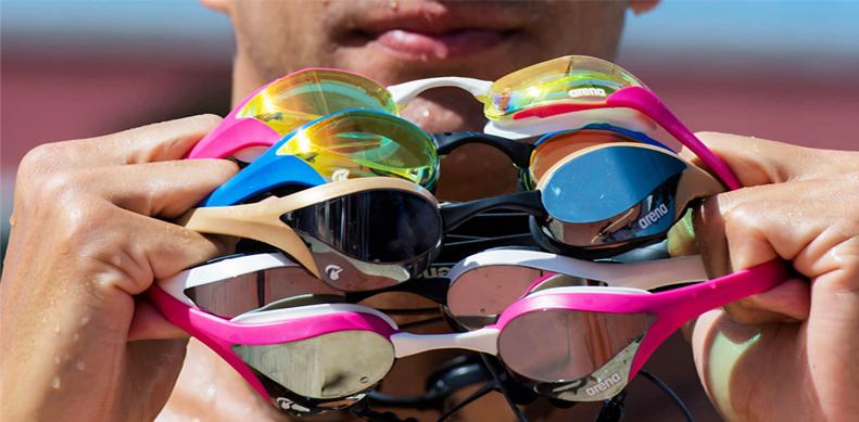 Cobra Ultra Swipe - най-новите очила за плуване на Arena
