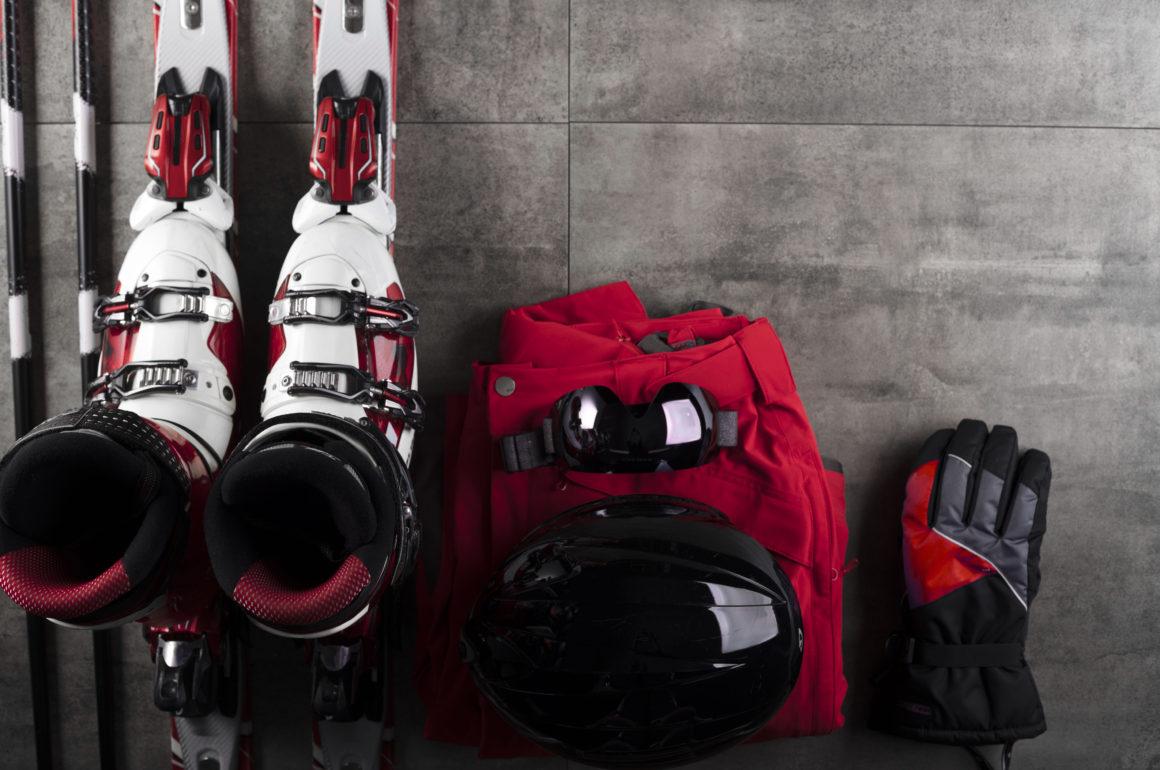 Как да подготвите ските за съхранение през лятото?