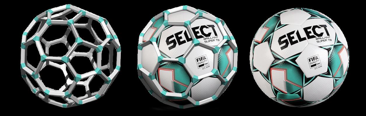 SELECT Brillant Super TB: официалната топка на Втора професионална футболна лига в България