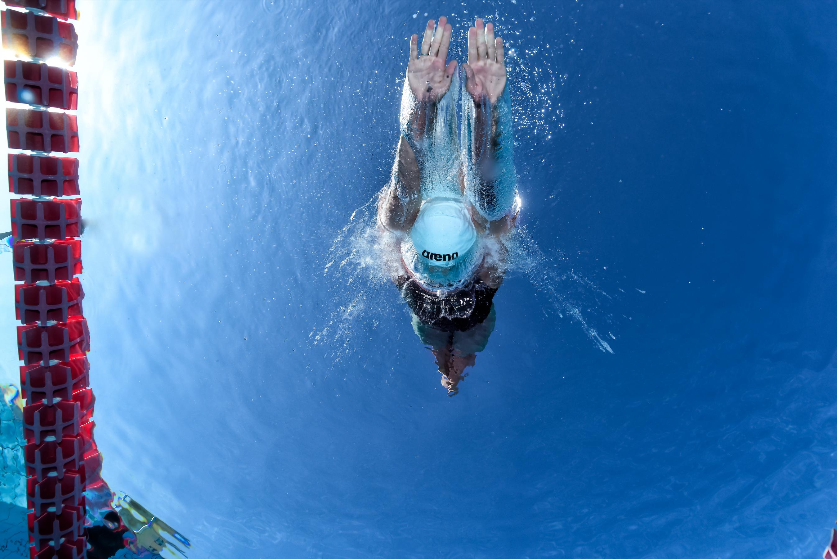 Техника VS стил в плуването