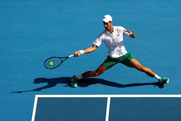 Етикетът в тениса