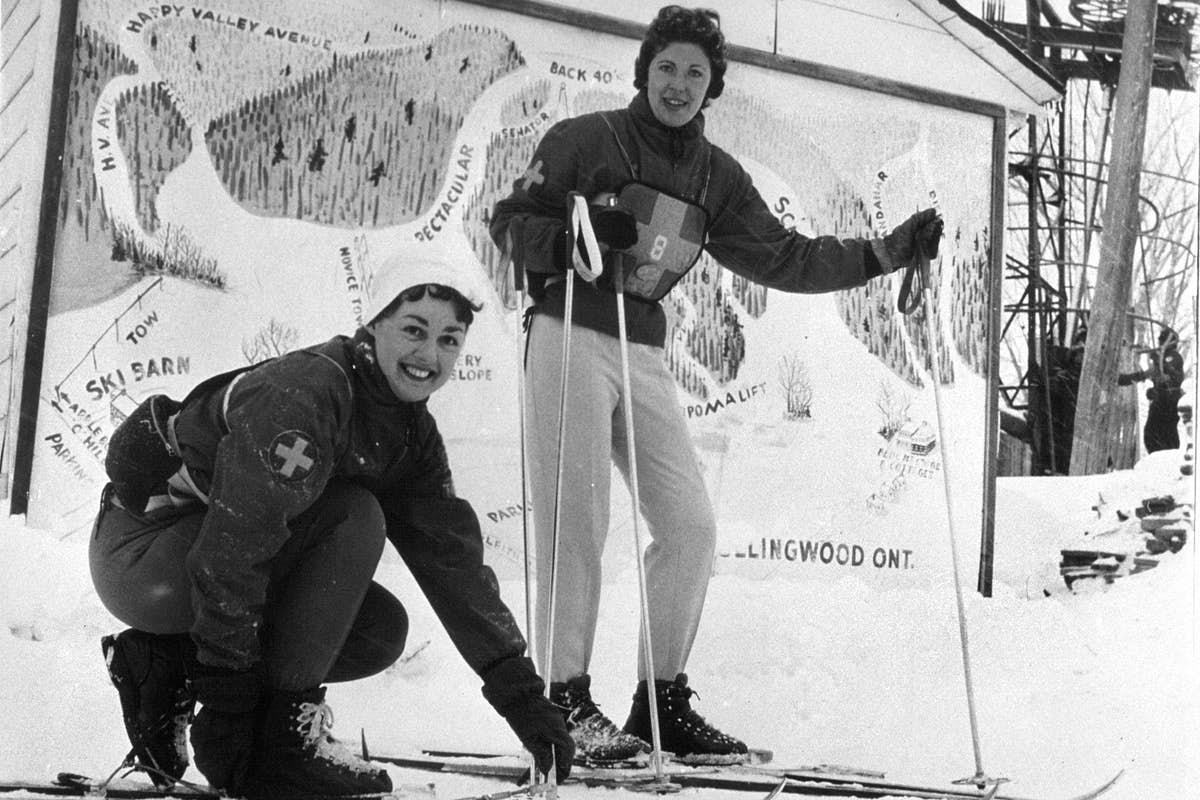 Типовете скиорки по планинските склонове