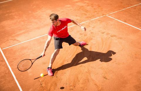3 видео урока по тенис за работа с краката: част 1