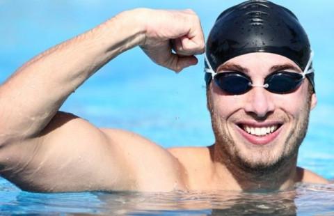 Мускули и телосложение - как да ги оформите в басейна