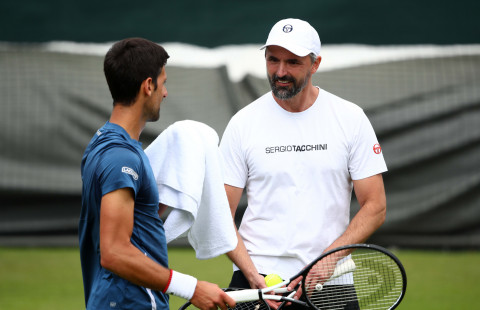 """Горан Иванишевич е официално в """"Залата на славата"""" на тениса"""
