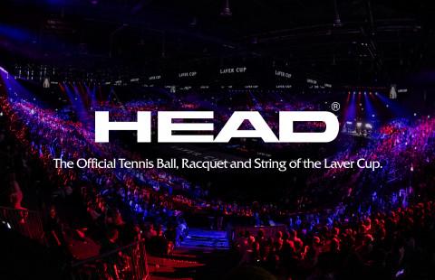 HEAD е официален партньор на Laver Cup