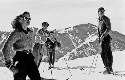 Интересната история на скиорската мода