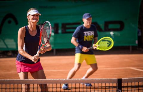 Крампи, спазми и конвулсии: какво ги причинява по време на тенис мач