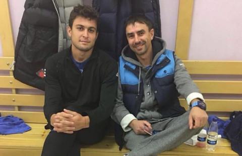 Александър Куприн - най-важният треньор за Аслан Карацев