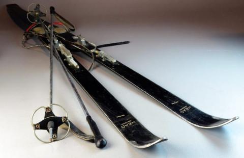 Доказателство, че ските са от античността
