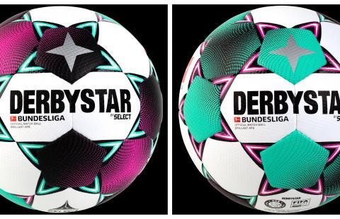 Бундеслигата отново избра DERBYSTAR / SELECT за основна топка на официалните мачове