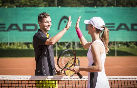 Team HEAD подкрепя тенис звездите на бъдещето