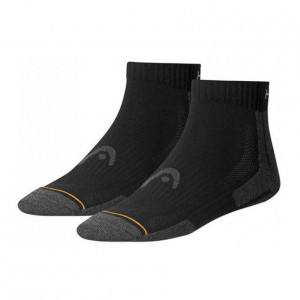 ТЕНИС ЧОРАПИ PERF. QUARTER-2 PAIRS/741018001-200 black *HA*