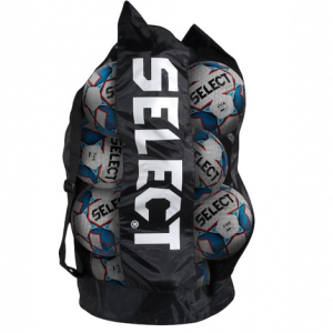САК ЗА ТОПКИ SELECT FOOTBALL BAG 10-12 BALLS BK / 7372000000