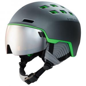 КАСКА RADAR grey/green XL/XXL 323429