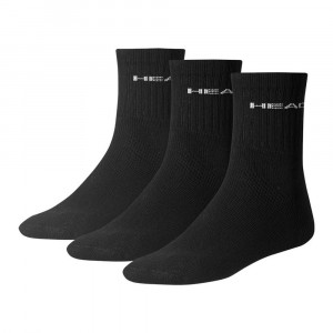 ТЕНИС ЧОРАПИ SHORT CREW -3 PAIRS/751003001-200 black *HA*