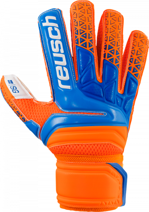 Вратарски ръкавици REUSCH prisma sg finger support / 3870810-290