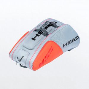 Тенис сак HEAD radical 12R 2021 gror / 283501