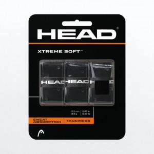 Допълнителен грип HEAD xtreme soft grip / 285104 bk