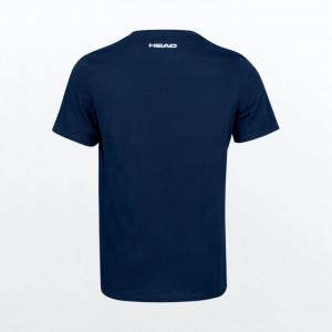 Тенис фланелка HEAD font t-shirt мъжка / 811311-db