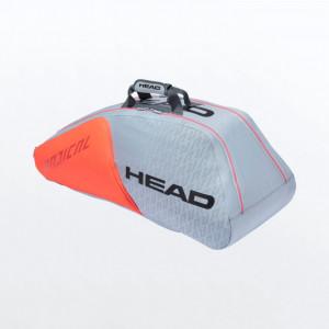 Тенис сак HEAD radical 9R 2021 gror / 283511