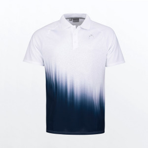 Тенис полшърт HEAD perf polo shirt мъжка / 81134-whxp