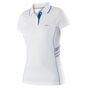 ПОЛО ШЪРТ CLUB W TECHNICAL POLO SHIRT/814675-WHBL