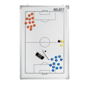 ТАКТИЧЕСКИ БОРД SELECT ALU FOOTBALL WH 60cmx90cm / 7293900000