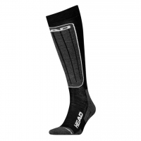СКИ ЧОРАПИ HEAD UNISEX SKI PERFORMANCE KNEEHIGH 1P black/white /791006001-213