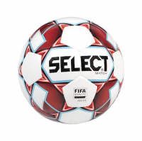 ФУТБОЛНА ТОПКА SELECT FB MATCH FIFA Quality 499.A1E white/red / 3675346003