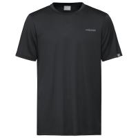 Тенис фланелка HEAD easy court t-shirt мъжка / 811490-bk