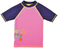Д. AWT KIDS GIRL UV S/S TEE/000438-957