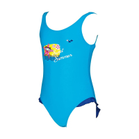 Д. WATER TRIBE STARFISH KIDS GIRL ONE PIECE/1B458-88