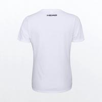 Тенис фланелка HEAD racquet t-shirt дамска / 814691-wh