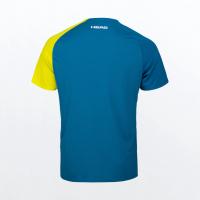 Тенис фланелка HEAD striker t-shirt детска / 816201-blxv