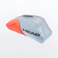 Тенис сак HEAD radical 6R 2021 gror / 283521