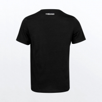 Тенис фланелка HEAD font t-shirt мъжка / 811311-bk