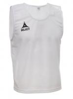Футболен маркировъчен потник SELECT детски / white / 6841002000