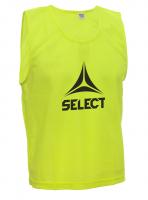 Футболен маркировъчен потник SELECT big logo/bk/yellow/ 6842003555