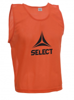 Футболен маркировъчен потник SELECT big logo/bk/orange/ 6842003666