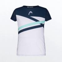 Тенис фланелка HEAD sammy t-shirt детска / 816241-xrmi